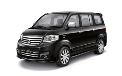 apv new luxury hitam