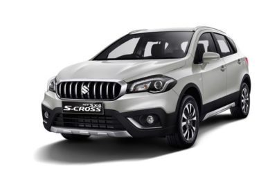 sx4 s-cross warna putih