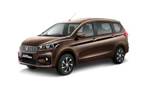 All New Ertiga Cokelat