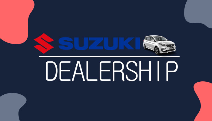 Suzuki Cabang Kediri