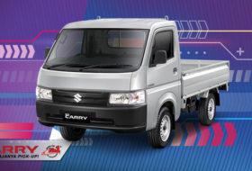 Suzuki Pick Up Terbaru